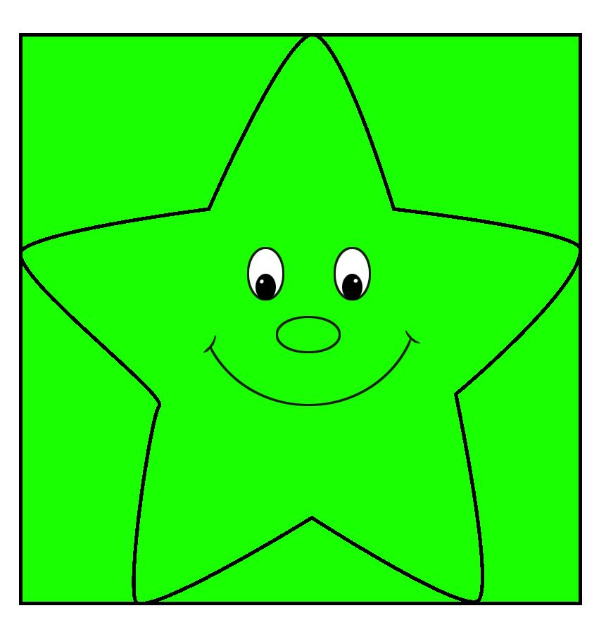 861x908 Star Clipart