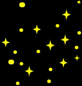 285x298 Stars Clip Art