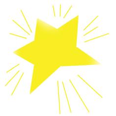 236x236 White Shine Clipart