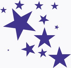 241x232 Star Clip Art