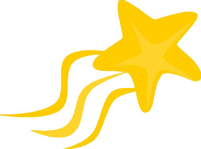 700x520 Open Star Clip Art