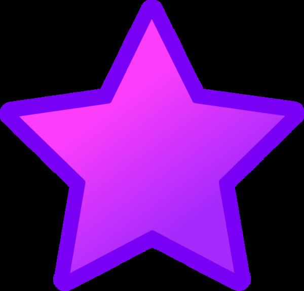 600x573 Purple Star Clipart Purple Star Cliparts Free Download Clip Art