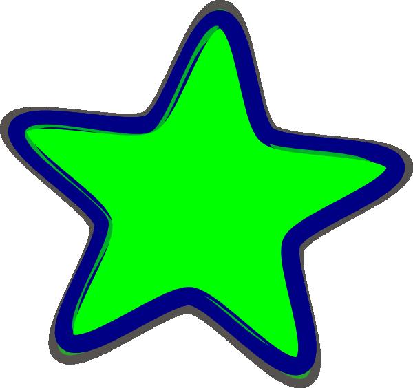 600x564 Greenstar Clip Art