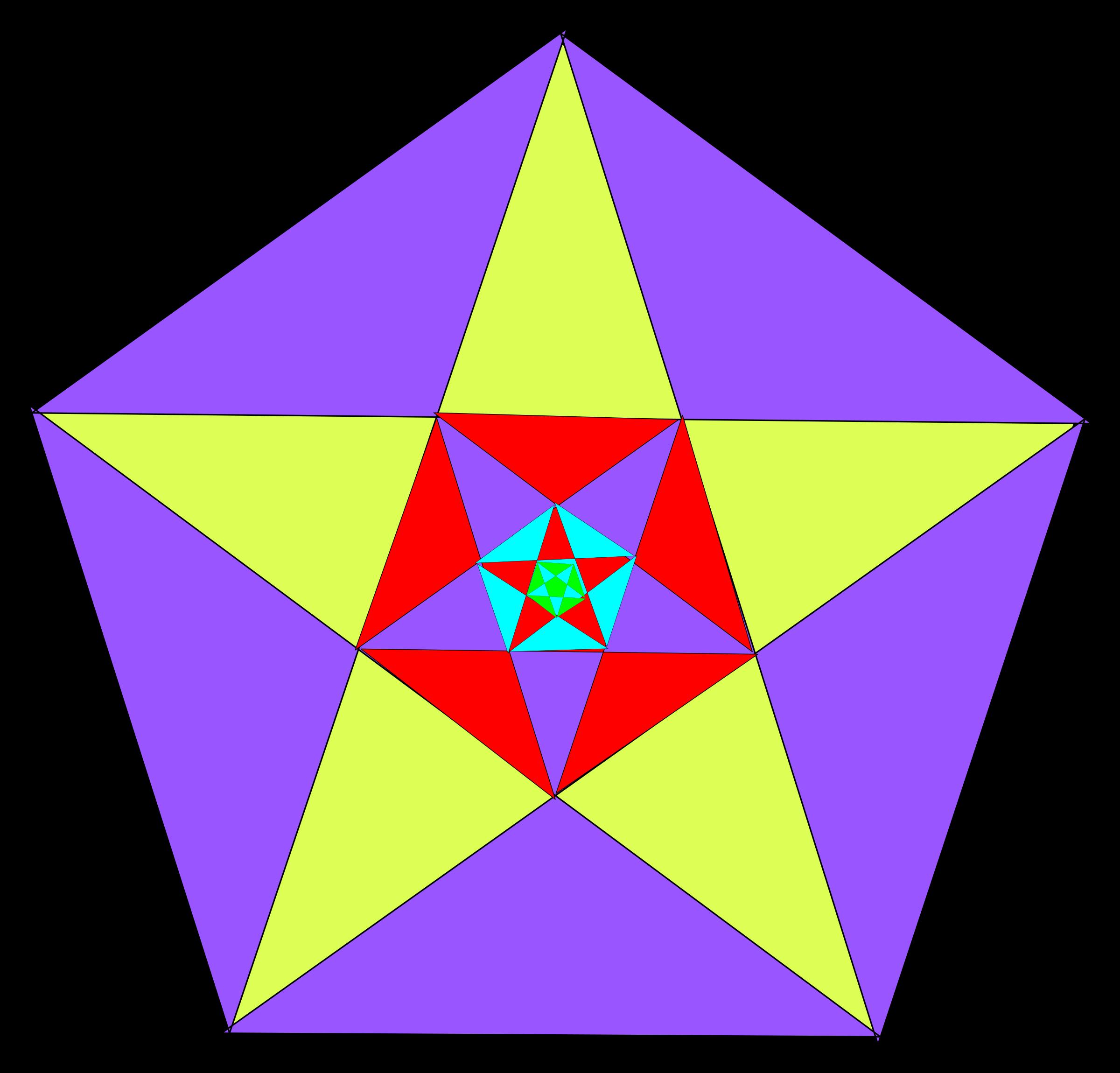 2400x2299 Pentagon Clip Art Stars – Cliparts