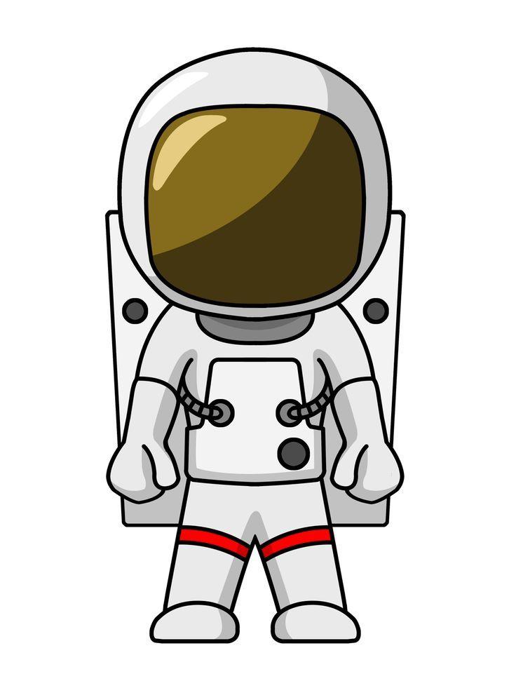 736x981 Astronaut Spaceship Clipart, Explore Pictures
