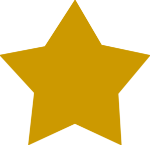 299x288 Star No Background Clipart