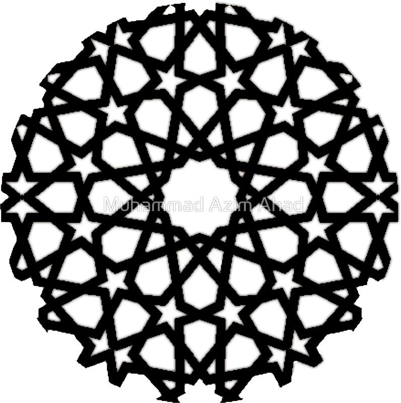 796x800 Islamic Stars