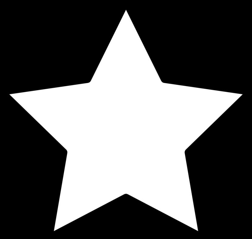 830x789 Star Outline Outline Clip Art Biezumd