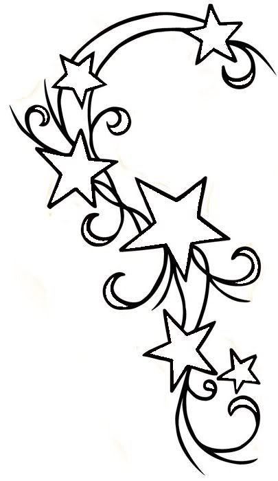 405x700 Best Star Outline