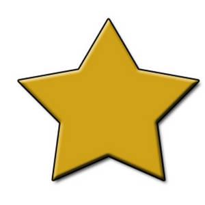 300x300 Small Stars Clipart