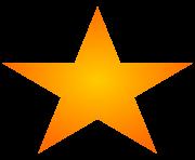 180x148 Blue Star Png Image Transparent Background Free Download