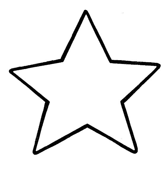 567x604 Stars Clipart Pictures On Transparent Background Free Download