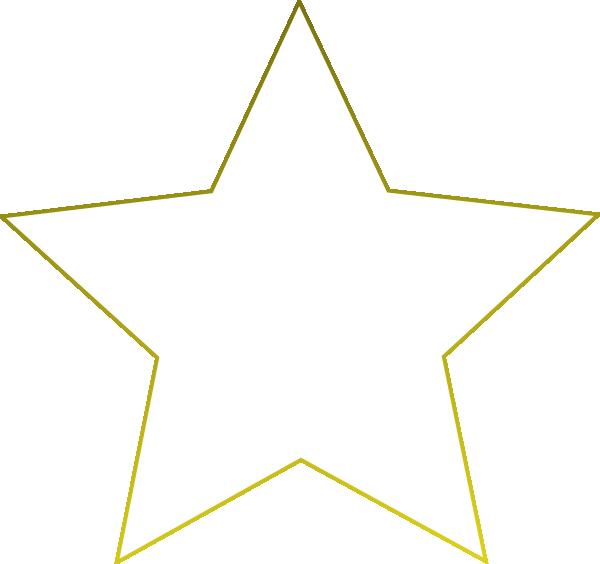 600x564 Stars Clipart White Background