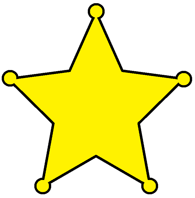 682x693 Stars Clipart On Transparent Background Cliparts