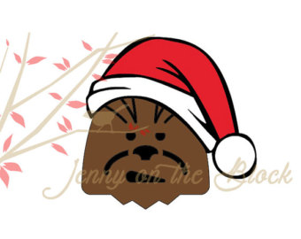 340x270 Chewbacca Clipart Etsy