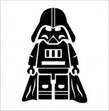 216x220 Star Wars Silhouette Clip Art Cliparts