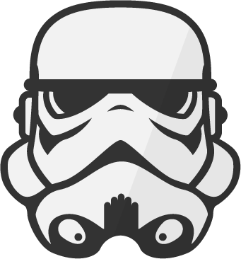 341x366 Star Wars Clipart Face