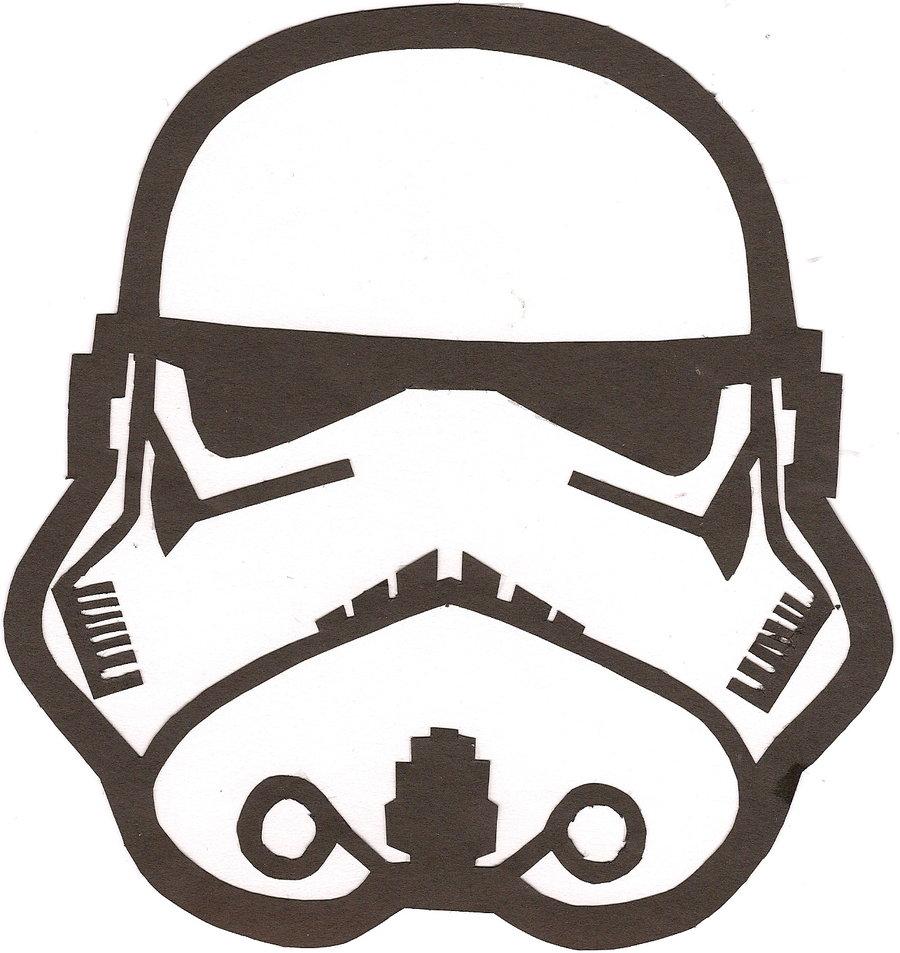 900x953 Stormtrooper Helmet Stencil Outline Pictures Body Art