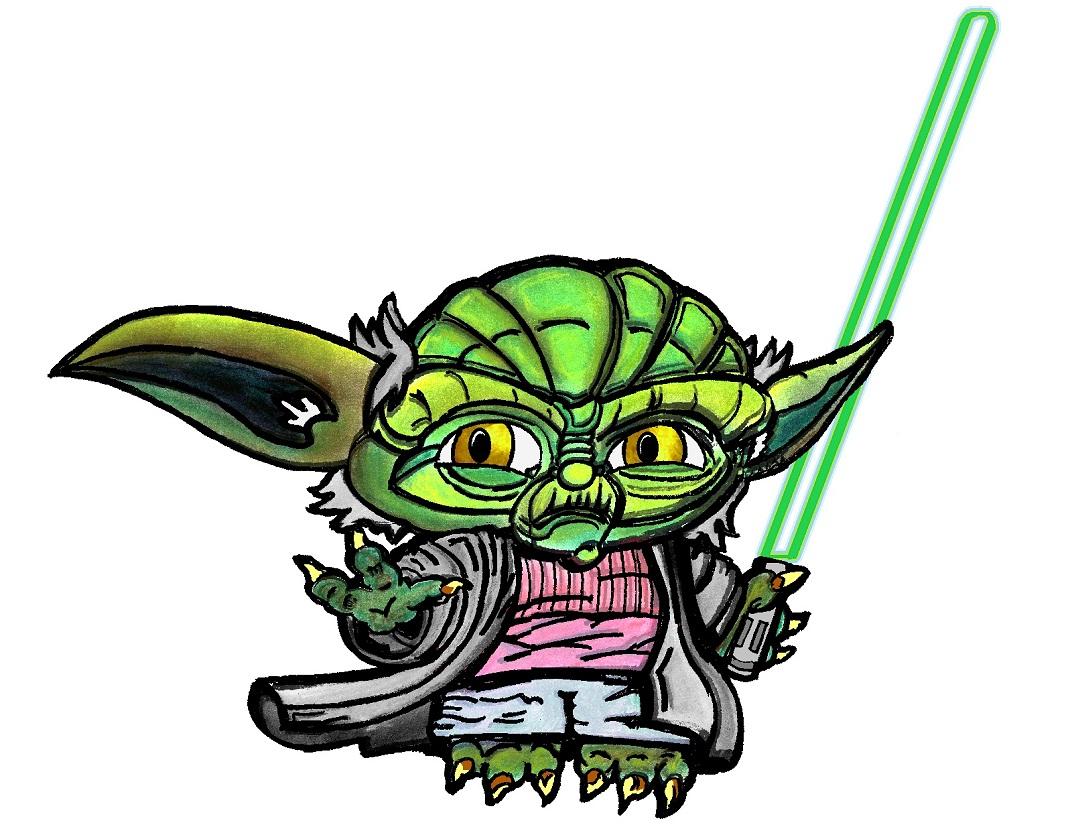 1066x839 Yoda Clipart