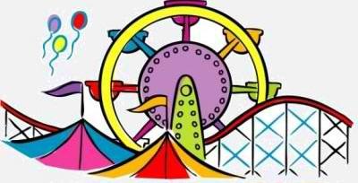 400x204 State Fair Clip Art Cliparts