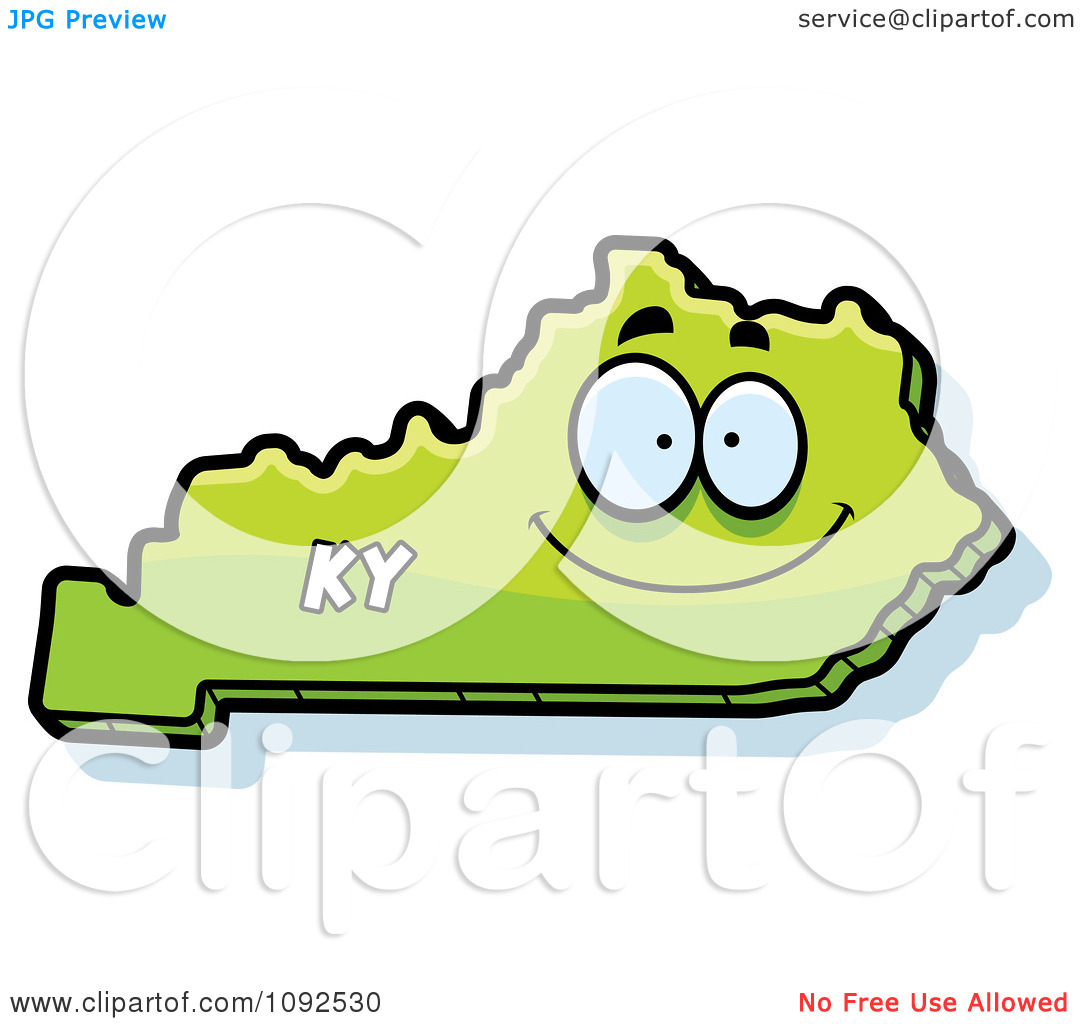 1080x1024 State Of Kentucky Clipart