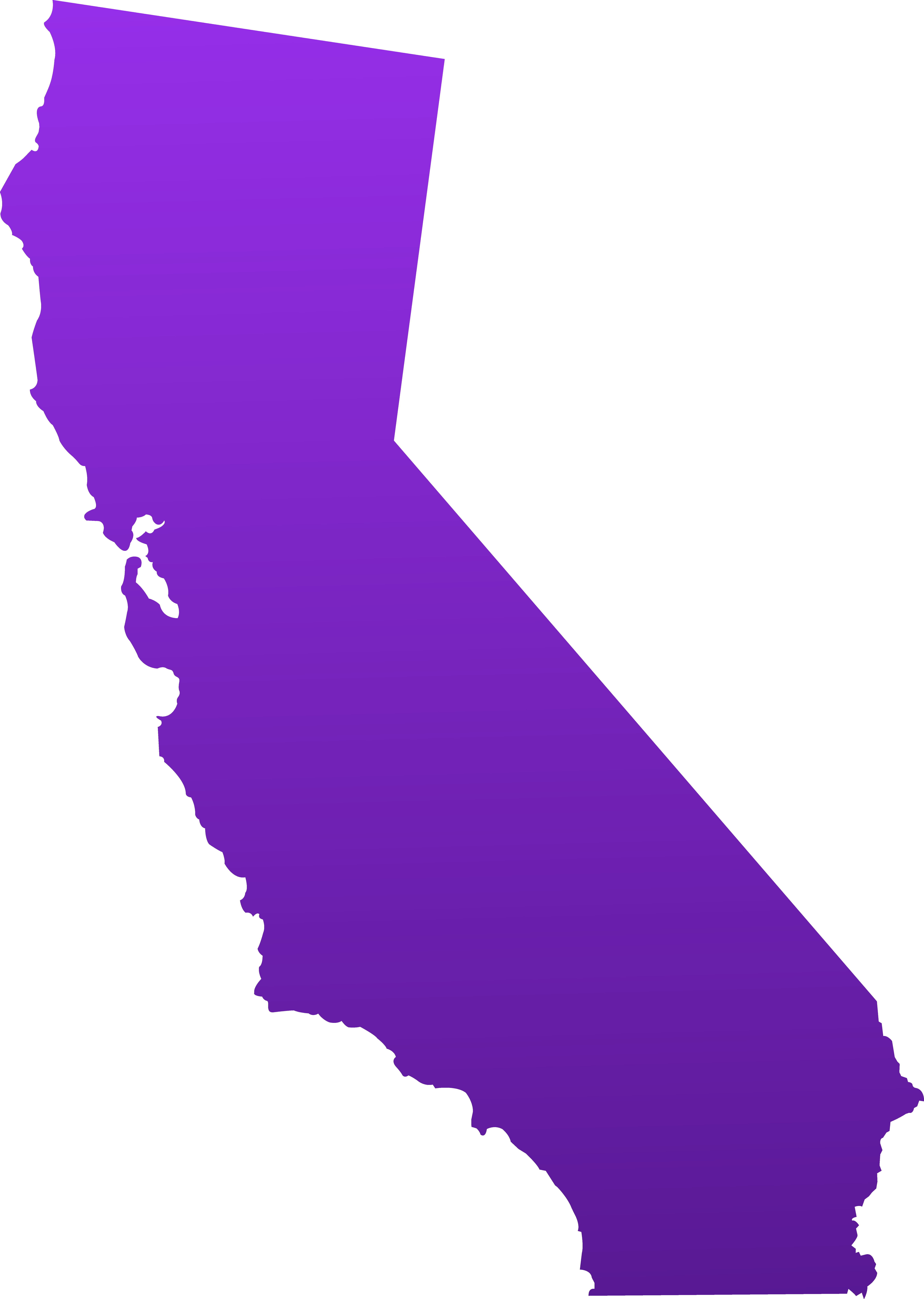 6495x9131 California State Design