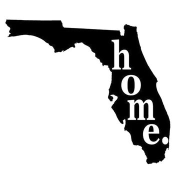 354x354 Best Florida State Decal Products On Wanelo