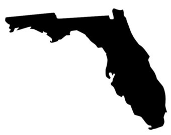 340x270 Florida Outline Etsy