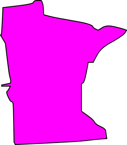 522x596 Minnesota Clip Art