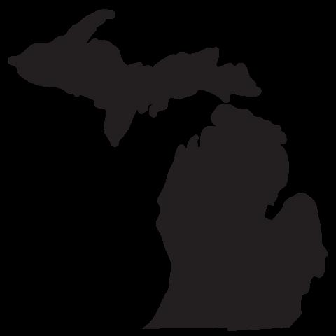 480x480 Ohio State Michigan Clipart