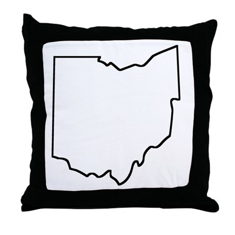 460x460 Ohio Pillows, Ohio Throw Pillows Amp Decorative Couch Pillows