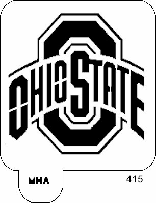 306x399 Best Photos Of Printable State Templates Ohio