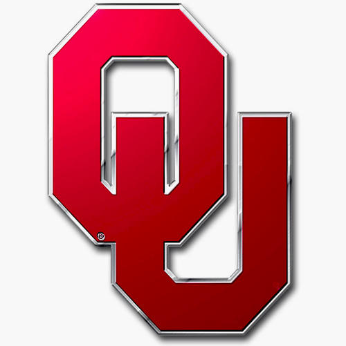 500x501 Oklahoma University Clipart