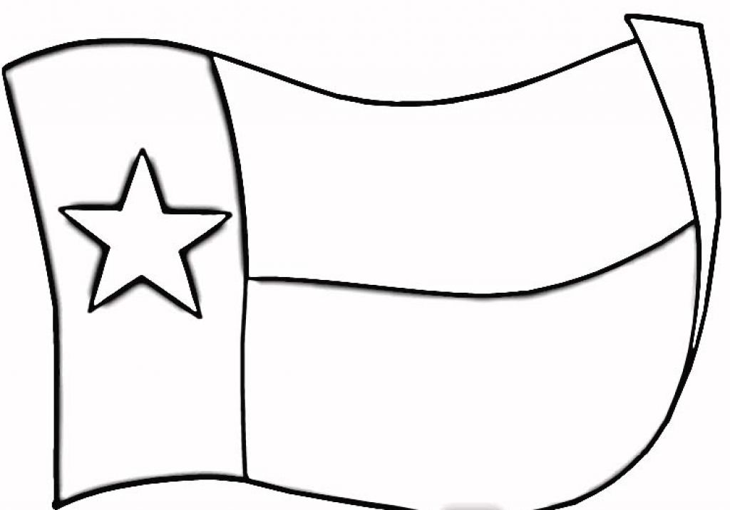 1024x716 Texas State Flag Coloring Page Many Interesting Cliparts
