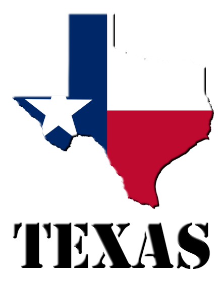 440x560 State Of Texas (Clipartlogo) By Uda4754