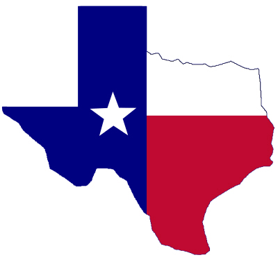 400x378 State Of Texas Outline Clipart Panda