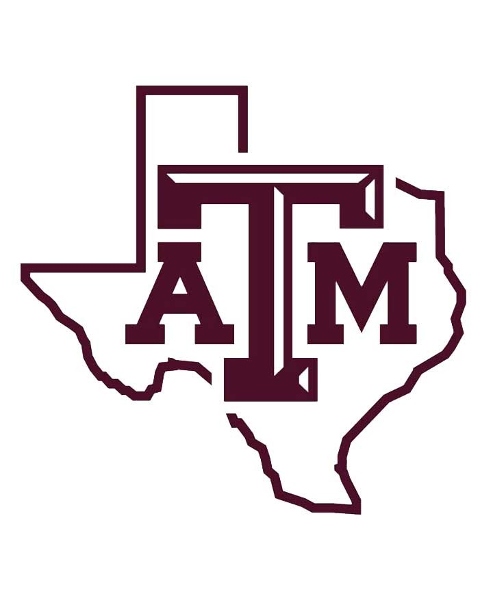 720x868 Aampm Aggies State Of Texas 6 Maroon Decal