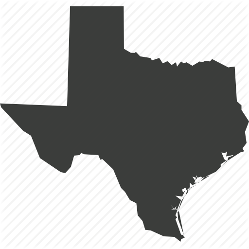 512x512 America, Location, Map, State, Texas, Usa Icon Icon Search Engine