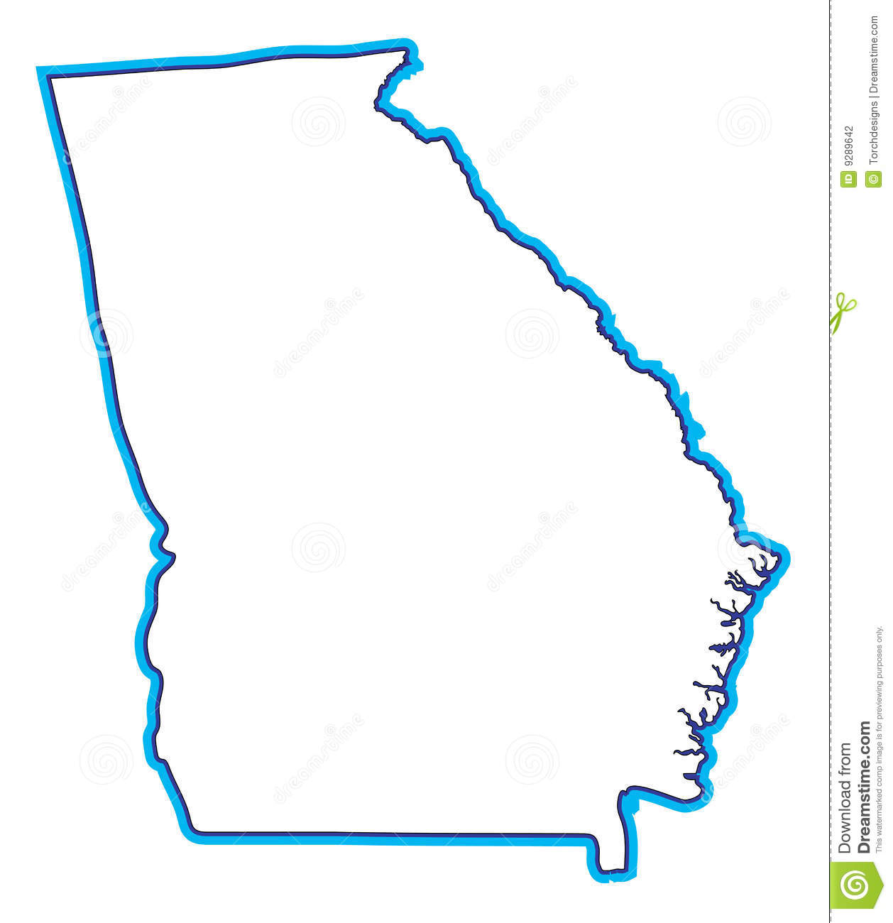 1258x1300 Clipart Outline Of Georgia