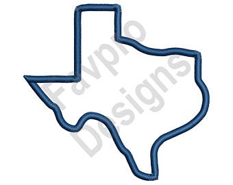 340x270 Texas Outline Clipart