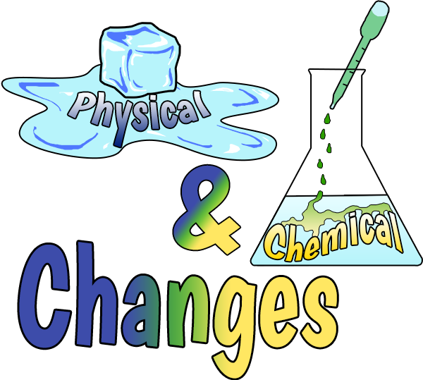 600x539 Matter And Chemical Reactions