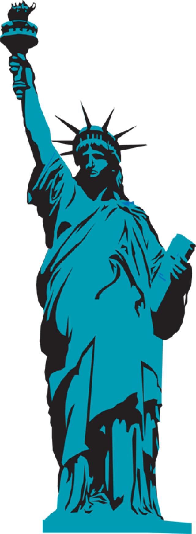 Statue Of Liberty Clipart Free | Free download best Statue ...