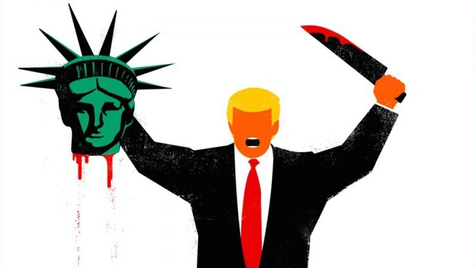 937x528 The Artist Who Drew Trump Beheading Lady Liberty Is A Cuban