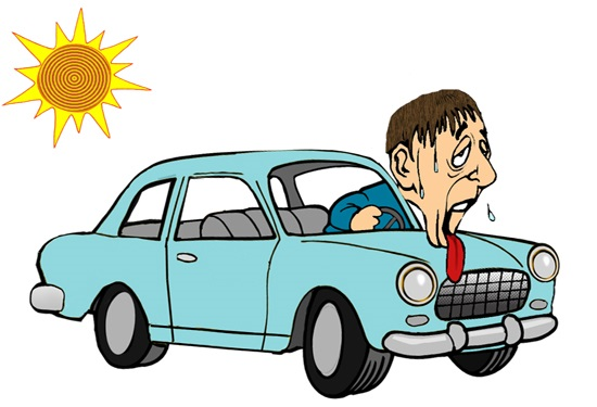 550x375 5 Diy Car Hacks To Keep You Cool This Summer