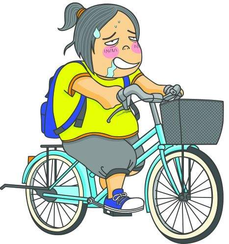 467x498 When Cycling In The Heat, Take Steps To Stay Cool, Safe