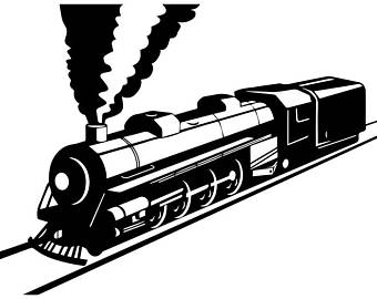 340x270 Locomotive Svg Etsy
