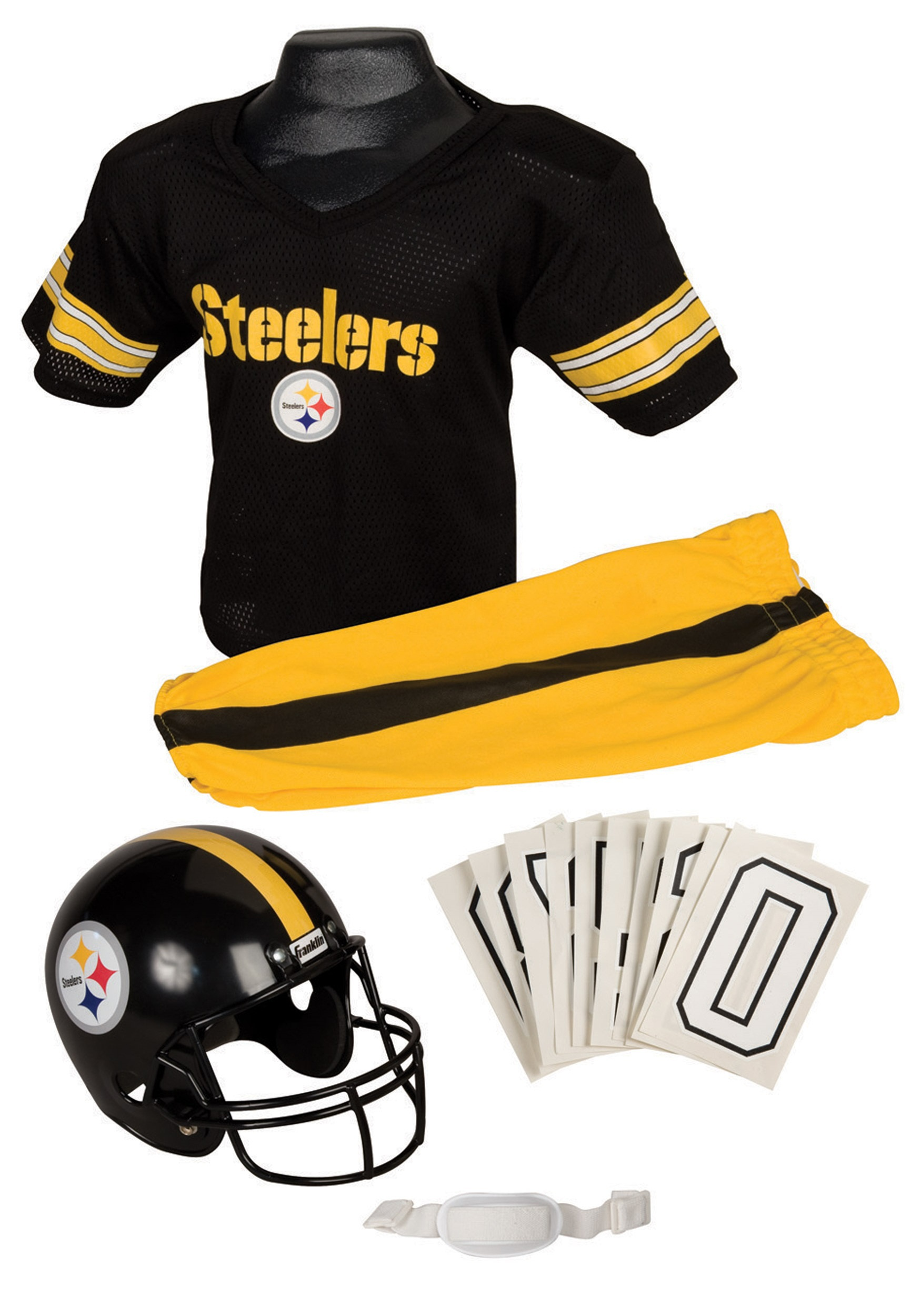 1750x2500 Nfl Steelers Uniform Costume