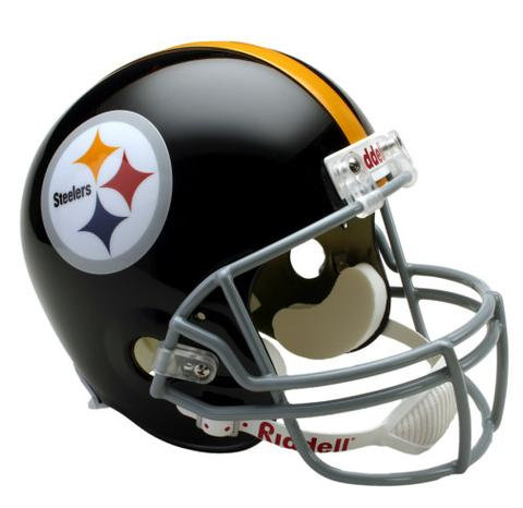 480x466 Pittsburgh Steelers Helmets Game Day Treasures