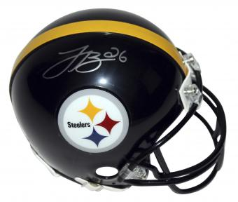 340x288 Pittsburgh Steelers Signed Mini Helmet, Autographed Nfl Mini Helmets