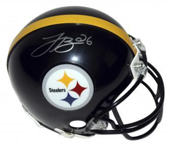 340x288 Pittsburgh Steelers Signed Mini Helmet, Autographed Nfl Mini Helmets